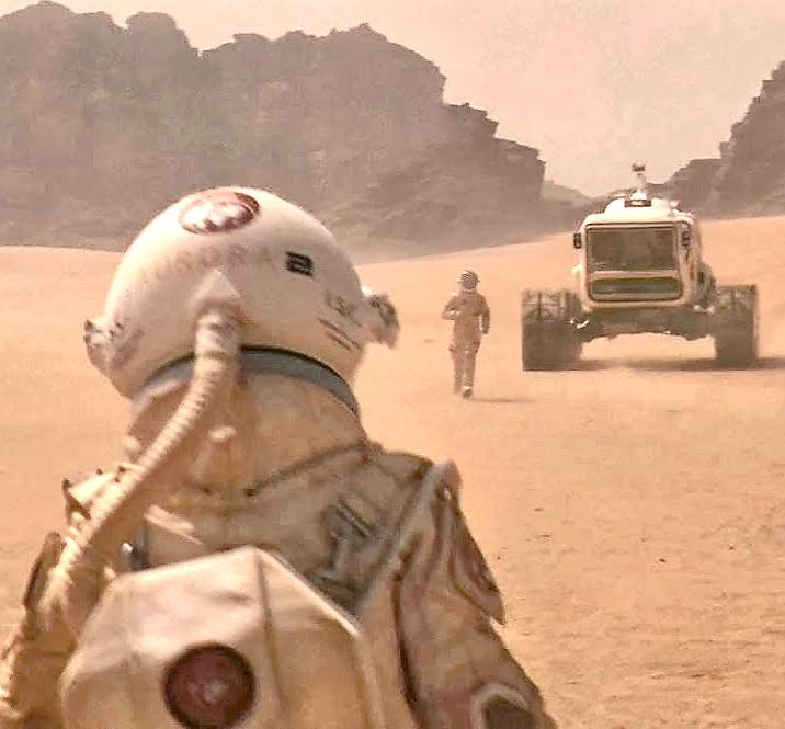 2024 год, когда первые люди полетят на Марс